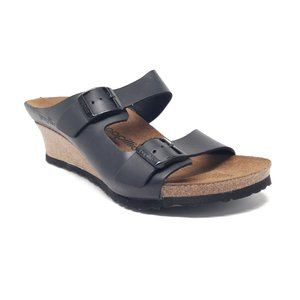 Birkenstock Emina Wedge Sandals Size 39 & 40 EU